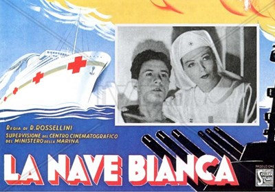 Bild von LA NAVE BIANCA  (1941)  * with switchable English subtitles *