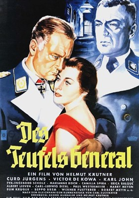 Bild von DES TEUFELS GENERAL (The Devil's General) (1955)   * with switchable English subtitles *