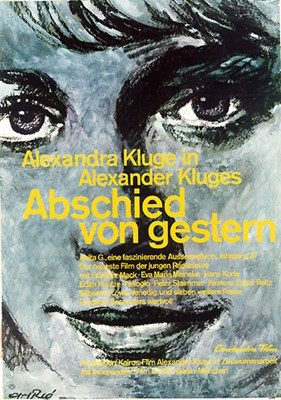 Picture of ABSCHIED VON GESTERN (Yesterday Girl) (1966) * with switchable English and Spanish subtitles *