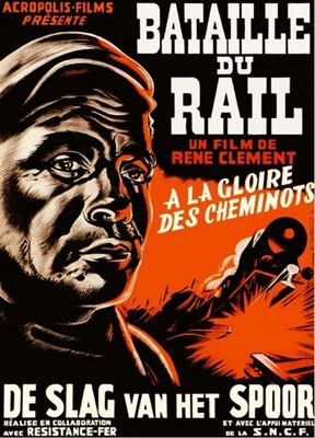 Bild von LA BATAILLE DU RAIL  (1946)  * with switchable English and Spanish subtitles *