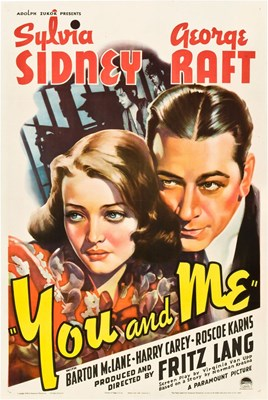 Bild von YOU AND ME  (1938)  * with switchable German subtitles *