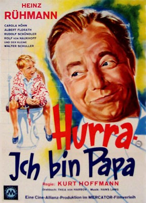 Picture of HURRA!  ICH BIN PAPA!  (1939)  * with switchable English and German subtitles *