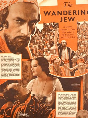 Picture of THE WANDERING JEW  (1933)