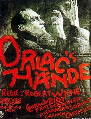 Picture of ORLACS HÄNDE  (1924)  * with English intertitles *