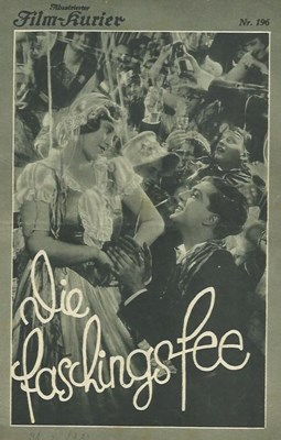 Picture of DIE FASCHINGSFEE  (1931) – with hard-encoded Czech subtitles