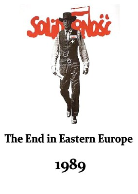 Picture of THE END IN EASTERN EUROPE 1989