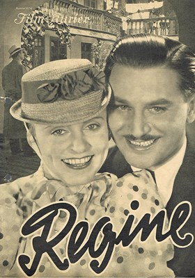 Picture of REGINE  (1935)  * with switchable English subtitles *