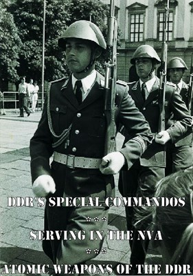 Picture of DDRs COMMANDO UNITS; MILITARY SERVICE; ATOMIC WEAPONS