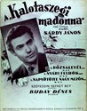 Bild von KALOTASZEGI MADONNA  (1943)  * with switchable English subtitles *