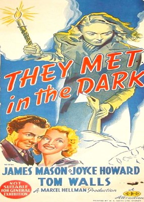 Bild von THEY MET IN THE DARK  (1943)