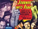 Bild von JOURNEY INTO FEAR  (1943)  +  SAHARA  (1943)