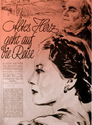 Picture of ALTES HERZ GEHT AUF DIE REISE  (1938)  * with switchable English and Spanish subtitles *