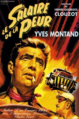 Picture of LE SALAIRE DE LA PEUR  (The Wages of Fear) (1953)  * with original or German audio and switchable English subtitles *
