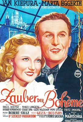 Picture of ZAUBER DER BOHEME  (1937)  * with switchable English subtitles *