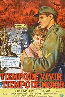 Picture of A TIME TO LOVE AND A TIME TO DIE  (1958)  * with switchable English subtitles *