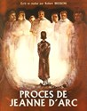 Picture of PROCES DE JEANNE D'ARC  (1962)  * with hard-encoded German and switchable English subtitles *
