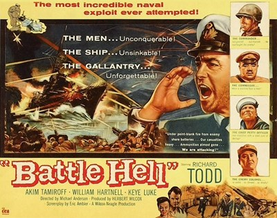 Bild von YANGTSE INCIDENT  (Battle Hell)  (1957)