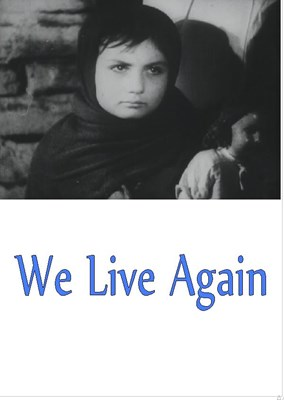 Picture of WE LIVE AGAIN  (1946)  * with hard-encoded English subtitles *