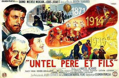 Bild von UNTEL PERE ET FILS  (1943)  * with switchable English subtitles *