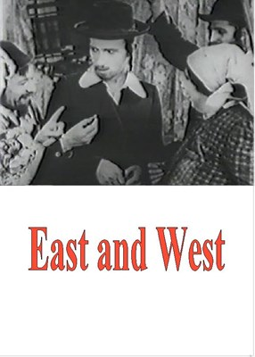 Picture of EAST AND WEST  (1923) (Mezrach und Maarev, Ost und West) * with hard-encoded English subtitles *
