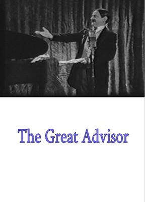 Bild von THE GREAT ADVISOR  (1940)  * with hard-encoded English subtitles *