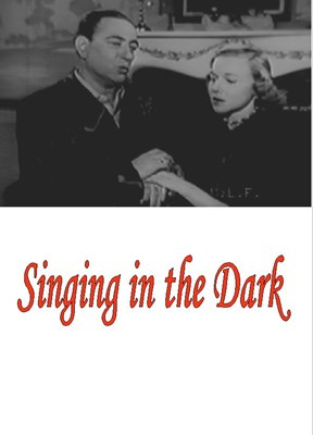 Bild von SINGING IN THE DARK  (1954)