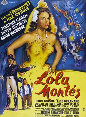 Picture of LOLA MONTES  (1955)  * with switchable English subtitles *