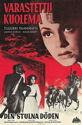 Picture of VARASTETTU KUOLEMA  (1938)  * with switchable English subtitles *
