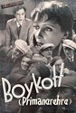 Bild von BOYKOTT (Primanerehre) (1930)  * with or without switchable English subtitles; improved video quality *