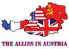 Picture of THE ALLIES IN AUSTRIA 1945 - 1949