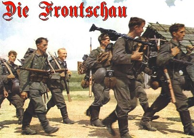 Picture of 3 DVD SET:  DIE FRONTSCHAU FILMS - THE WAR IN THE EAST