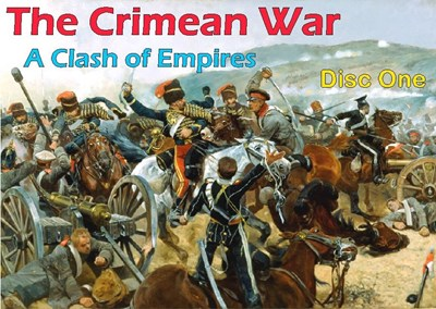 Bild von 2 DVD SET:  THE CRIMEAN WAR - A CLASH OF EMPIRES