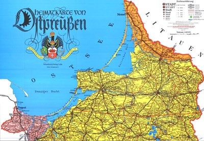 Picture of 5 DVD SET: THE EAST PRUSSIAN COLLECTION * with switchable English subtitles *
