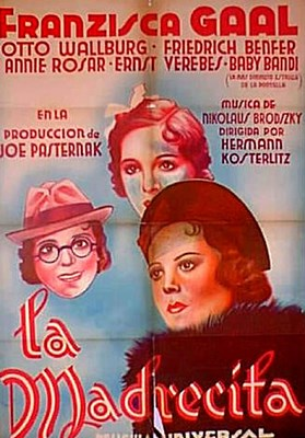 Bild von KLEINE MUTTI  (1935)  * with hard-encoded Hungarian subtitles *