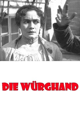 Picture of DIE WURGHAND  (1920)  * with English intertitles *