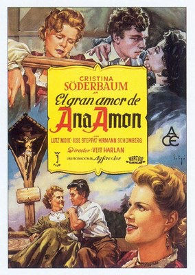 Picture of HANNA AMON  (1951)  * with switchable English subtitles *