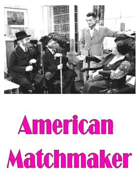 Bild von AMERICAN MATCHMAKER  (1940)  * with hard-encoded English subtitles *