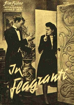Bild von IN FLAGRANTI  (1944)  * with switchable English subtitles *