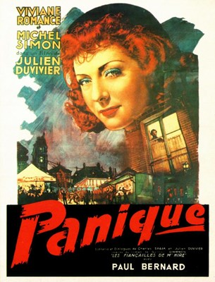 Picture of PANIQUE  (1946)  * with switchable English subtitles *