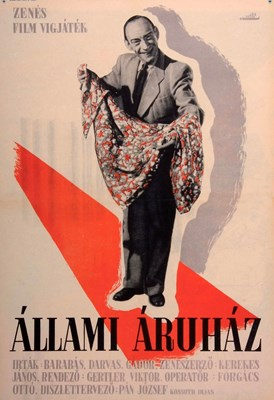 Picture of ÁLLAMI ÁRUHÁZ (The State Department Store) (1953)  * with switchable English subtitles *