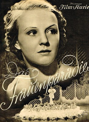 Picture of DAS FRAUENPARADIES  (1936)