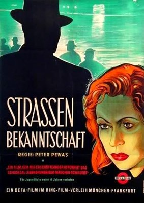 Picture of STRASSENBEKANNTSCHAFT  (1948)  * with switchable English subtiltes *