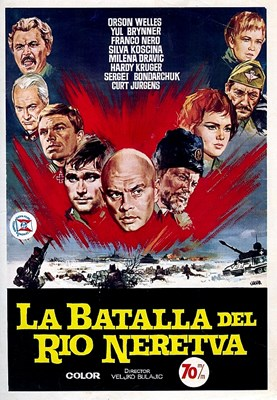 Bild von BATTLE OF NERETVA  (1969)  * with switchable English subtitles *