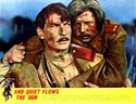Picture of 2 DVD SET:  AND QUIET FLOWS THE DON  (1957)  * with switchable English subtitles *