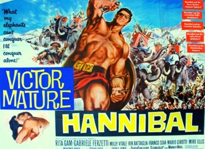 Picture of HANNIBAL  (1959)  * with switchable English subtitles *