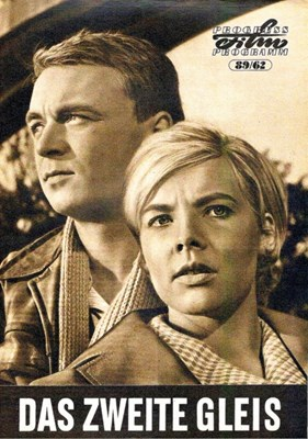 Bild von DAS ZWEITE GLEIS (The Second Track) (1962)  * with switchable English and Spanish subtitles *