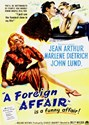 Picture of A FOREIGN AFFAIR  (1948)  * with or without hard-encoded German subtitles *