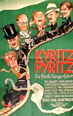 Picture of KYRITZ-PYRITZ  (1931)