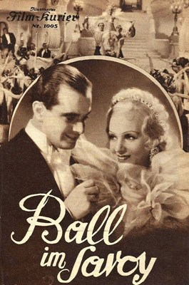 Picture of BALL IM SAVOY  (1935)