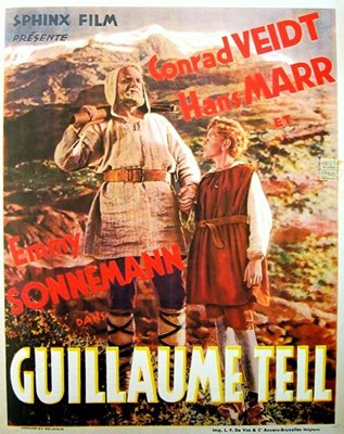 Picture of THE LEGEND OF WILLIAM TELL (Wilhelm Tell) (1934)